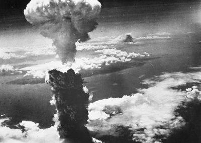 Atomic Cloud Over Nagasaki.