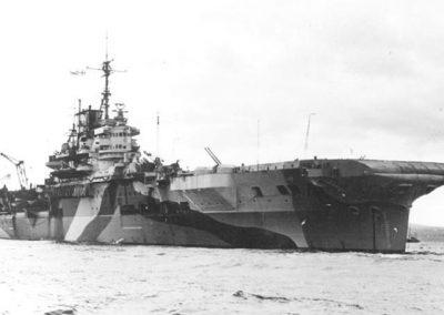 HMS Formidable.