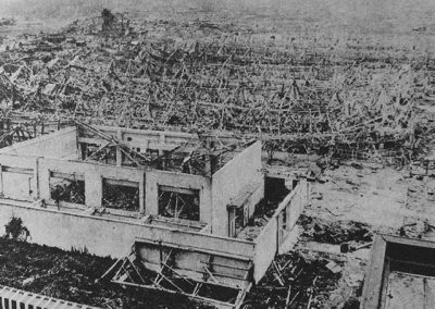 Mitsubishi Shipyards After the Bomb.