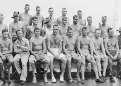 The 24 Australian Survivors of the Bomb.